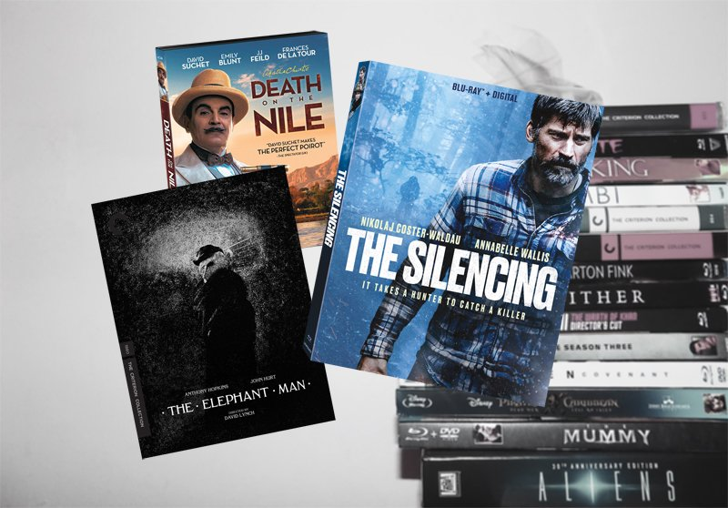 September 29 Blu-ray, Digital and DVD Releases