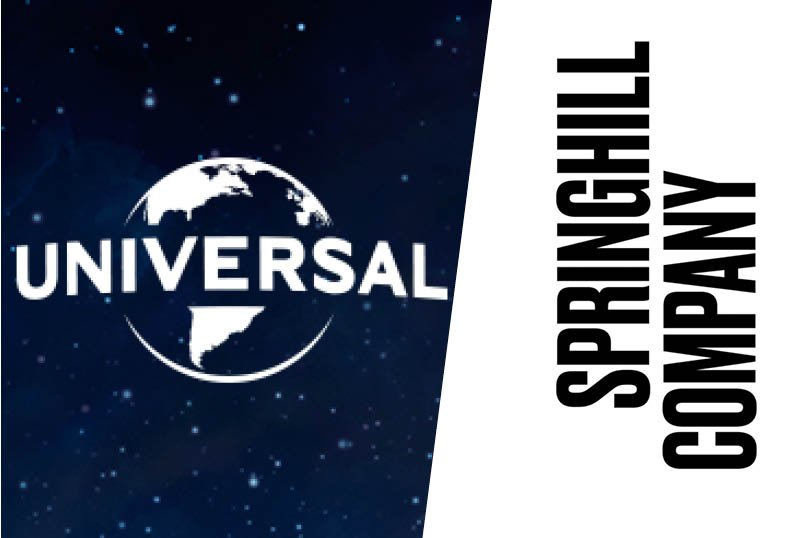 Universal Enters First-Look Partnership With The Springhill Company