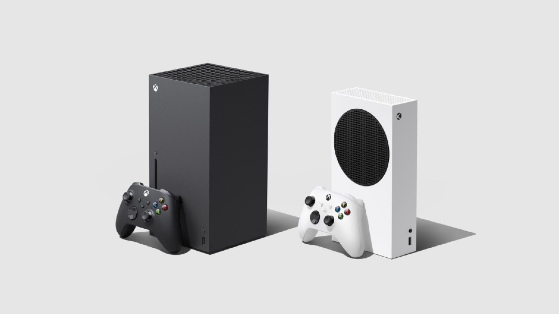 Xbox Series X and Xbox Series S Hero image