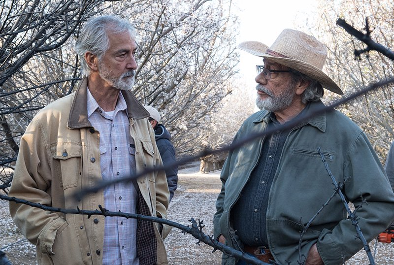 The Devil Includes a Name Trailer Starring David Strathairn, Kate Bosworth & Edward James Olmos