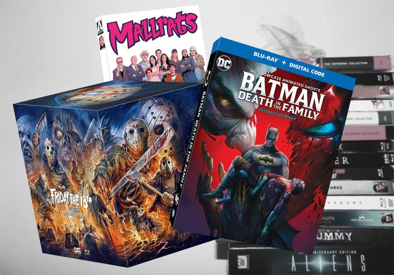 October 13 Blu-ray, Digital and DVD Releases