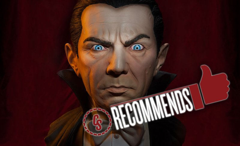 CS Recommends: Dracula Bust, Plus Video Games & More!