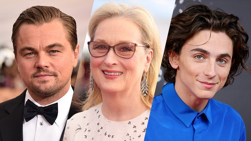 Don't Look Up: DiCaprio, Streep, Chalamet & More Join Adam McKay's Comedy