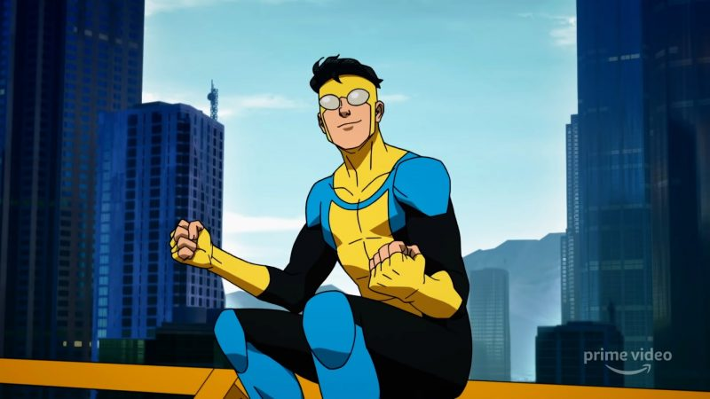Invincible: Robert Kirkman Says Live-Action Film Won't CONNECT TO Amazon's Animated Series