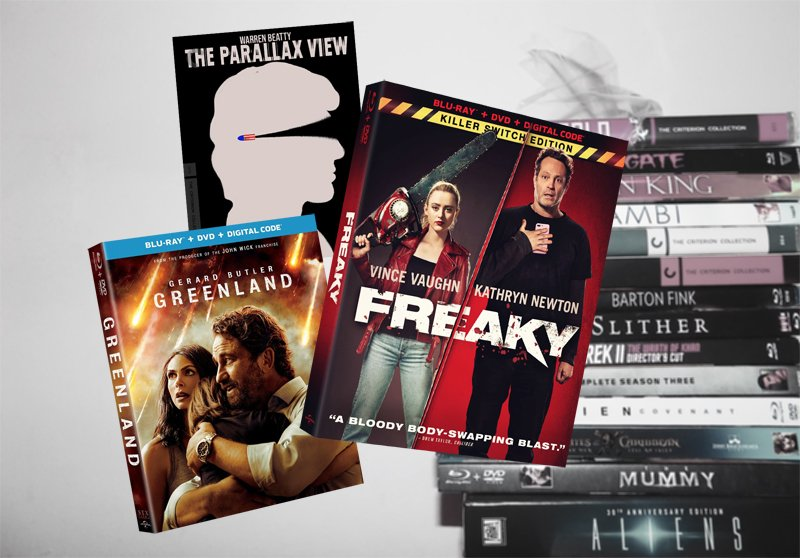February 9 Blu-ray, Digital and DVD Releases