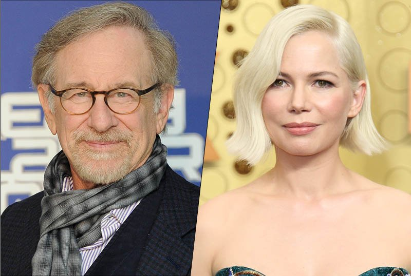 Spielberg Developing/Directing Semi-Autobiopic, Williams in Talks to Star